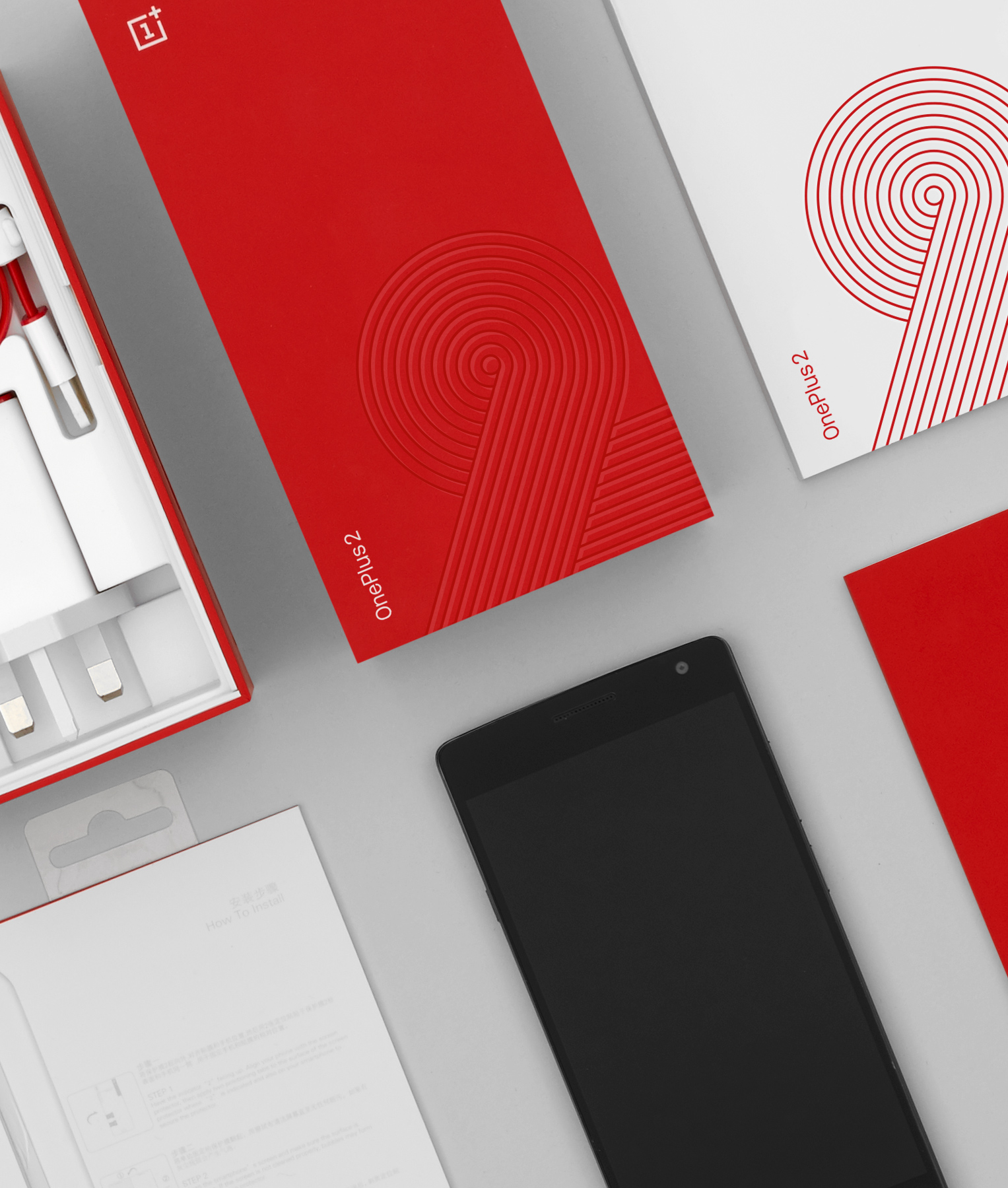 OnePlus 2 Packaging
